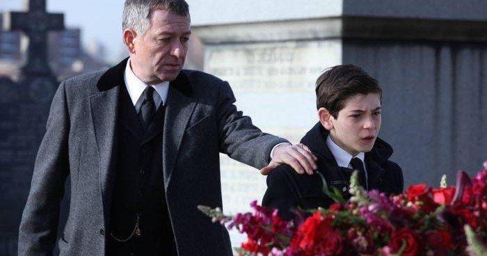 Gotham Photos Go Inside the Wayne Family Funeral