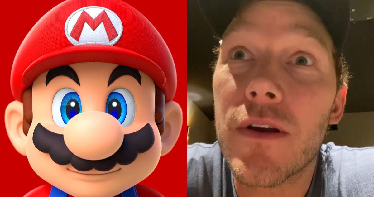 Super Mario Bros Chris Pratt Dream Role