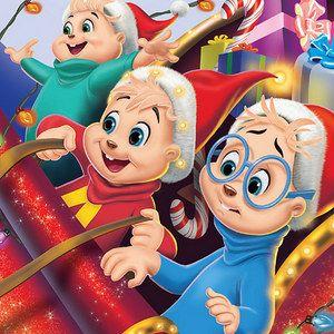 contest win chipmunks christmas holiday cd - Chipmunks Christmas