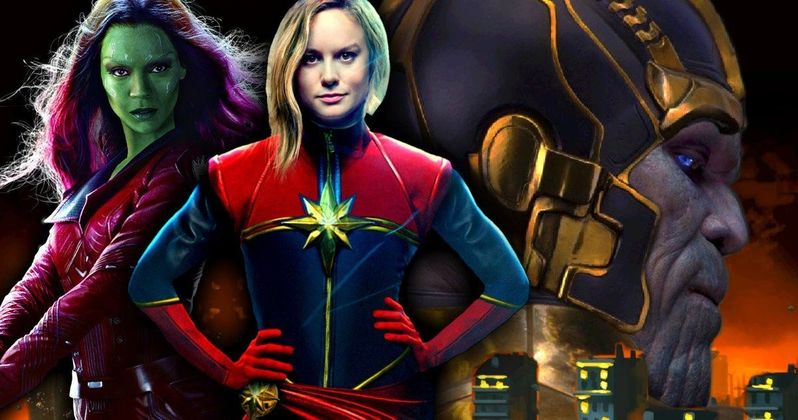 Captain Marvel Won't Show Up In Avengers: Infinity War