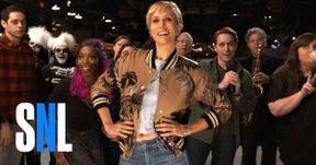 Watch Kristen Wiig, David S. Pumpkins Skeletons & SNL Cast Do the Mannequin Challenge