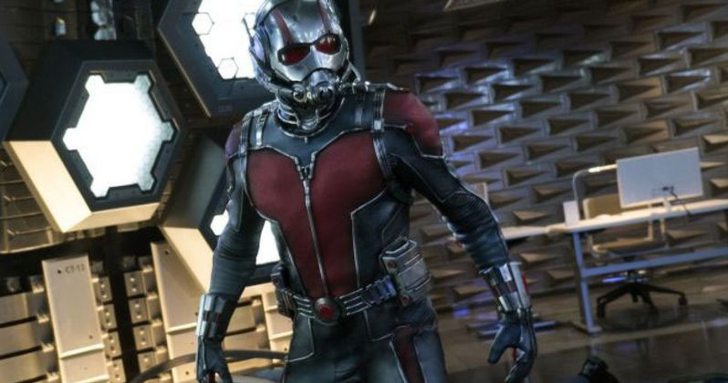 Ant-Man TV Spot: A New Marvel Hero Saves the World