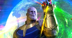 Why Thanos Strips Off His Armor In Avengers: Infinity War