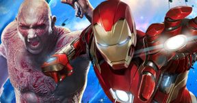 Iron Man and Drax Infinity War Team-Up Sounds Amazing