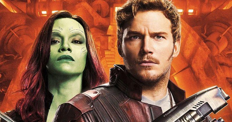 Chris Pratt & Zoe Saldana Speak Out on James Gunn's Guardians 3 Firing