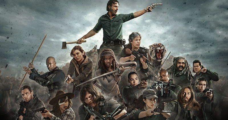 Watch The Walking Dead Cast Recap All 100 Episodes in 30 ...