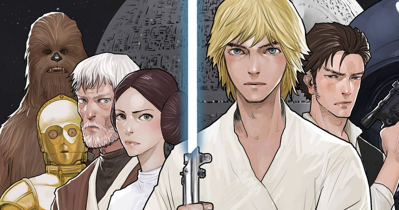 Star Wars Webtoon Reveals Luke Skywalker's Childhood Backstory