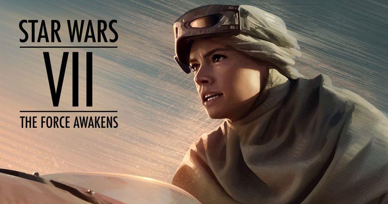 Star Wars The Force Awakens Action Figures Leak Online