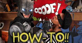 Nerd Alert: DIY Batman Armor, Fantastic Four Easter Eggs & More