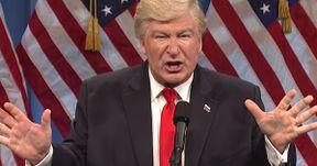 Trump and Baldwin Reignite Heated Twitter War Over SNL Impression