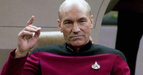 Patrick Stewart Will Return as Jean-Luc Picard in New Star Trek Series
