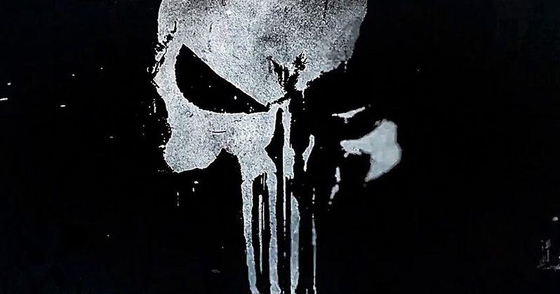 Netflix's New Punisher Logo Brings Back the Classic Skull