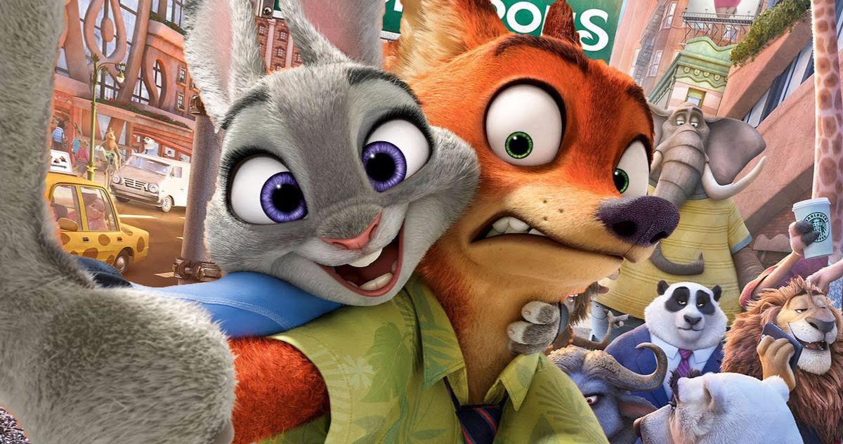 'Zootopia' Beats 'Avengers' at the Weekend Box Office, What Year Is It Again?