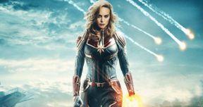 Fresh Captain Marvel Set Photos Reveal a Fierce Rooftop Train Battle