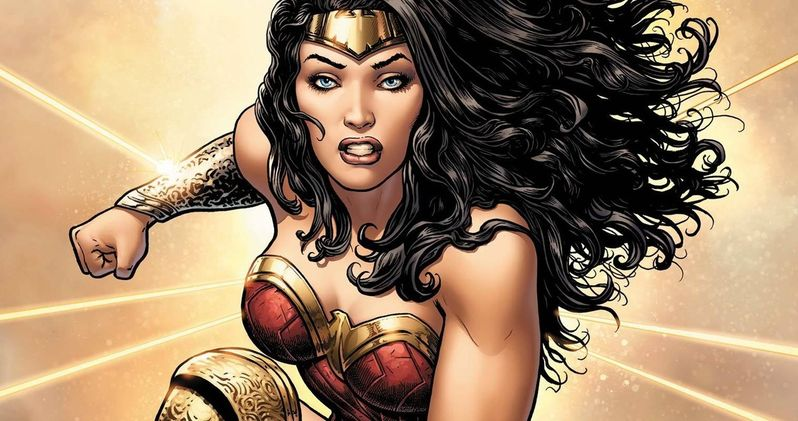 Read Joss Whedon's Canceled Wonder Woman Movie Script