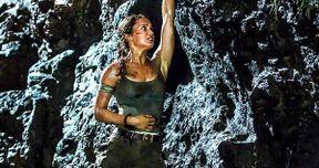 New Tomb Raider Photo Arrives, Lara Croft Origin Story Teased