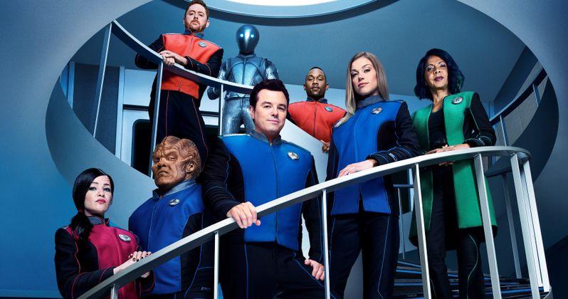 The Orville Season 3 Premieres on Hulu in 2020 Instead of Fox