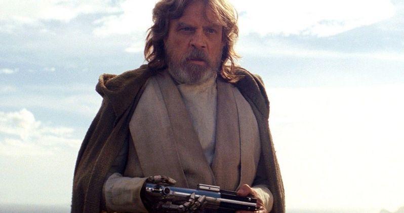 Mark Hamill's True Feelings on Last Jedi: He's Not My Luke