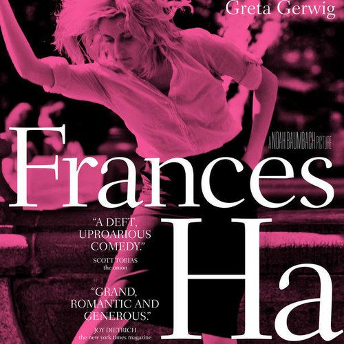 Frances Ha Poster and Two Clips