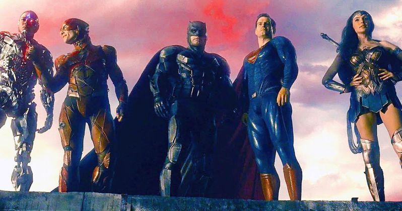 Unearthed Justice League VFX Reel Hints at Snyder's Darker Ending