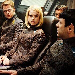 Star Trek Into Darkness 'J.J.'s Vision' Featurette
