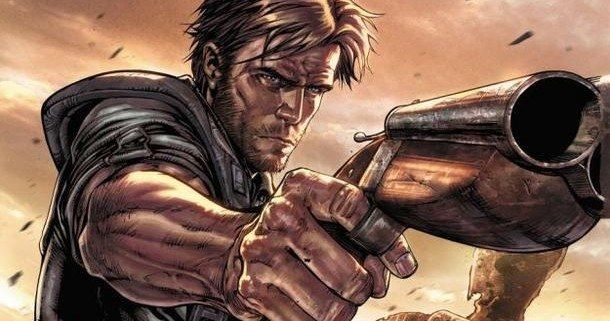 COMIC-CON 2013: Mad Max Video Game Poster