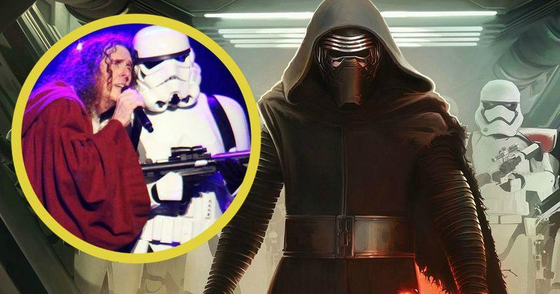 Why Didn't 'Weird Al' Do a Star Wars: The Force Awakens Song Parody?