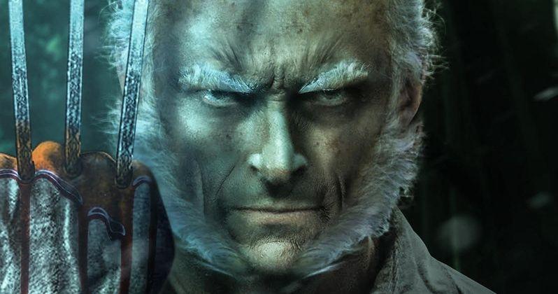 Hugh Jackman Teases Old Man Logan Look in Wolverine 3