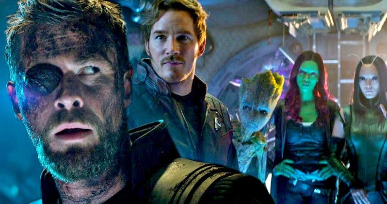 Robert Downey Jr. Shares His Favorite Infinity War Scene