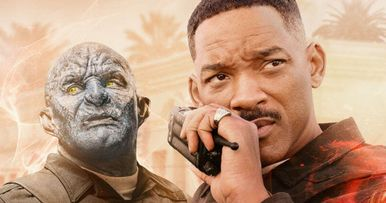 Final Bright Trailer Drops Will Smith in a World Filled with Monsters