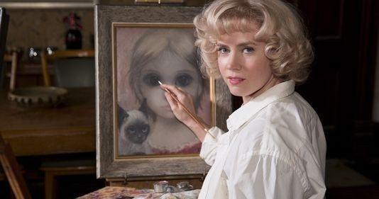 First Look at Amy Adams in Tim Burton's Big Eyes