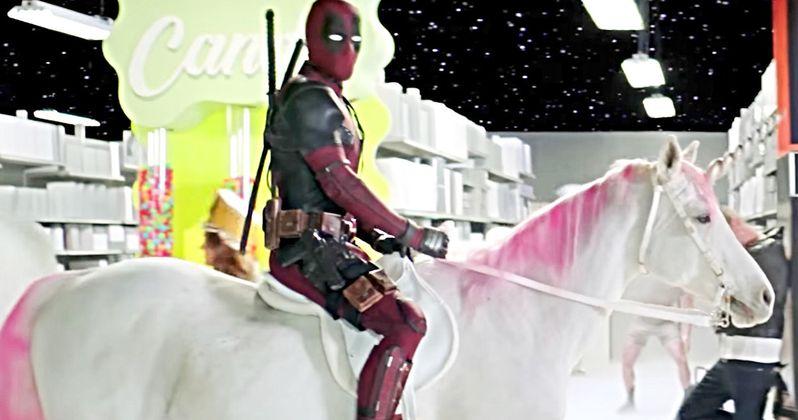 Deadpool 2 Bloopers & Gag Reel Delivers Plenty of NSFW Laughs