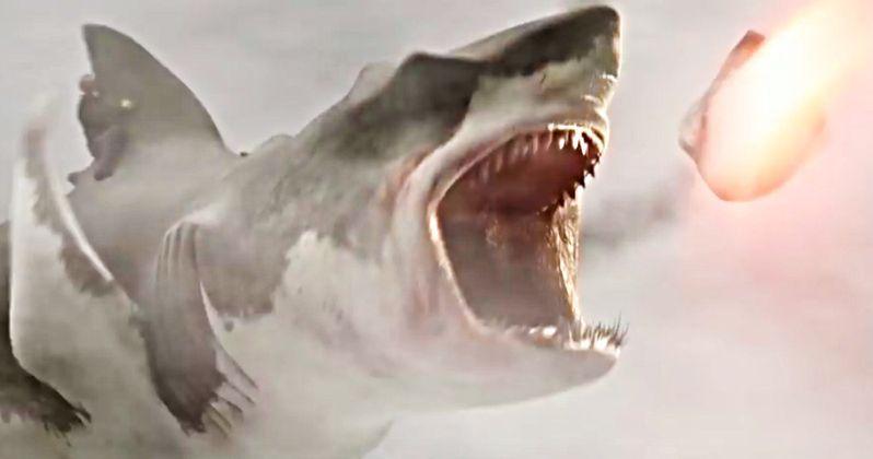 Insane Sharknado 6 Trailer Has Dinosaurs, Superheroes & Giant Sharks
