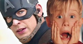 Chris Evans Is Shocked to Discover Home Alone Gangster Movie Is Fake