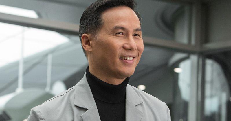 Jurassic World 2 Is Bringing Back B.D. Wong as Dr. Henry Wu