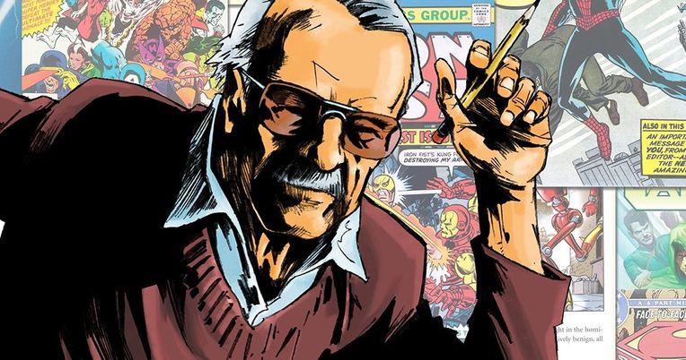 Stan Lee's Blood Allegedly Stolen to Make Expensive Marvel Ink Pens