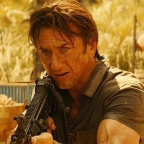 First Look at Sean Penn in The Gunman