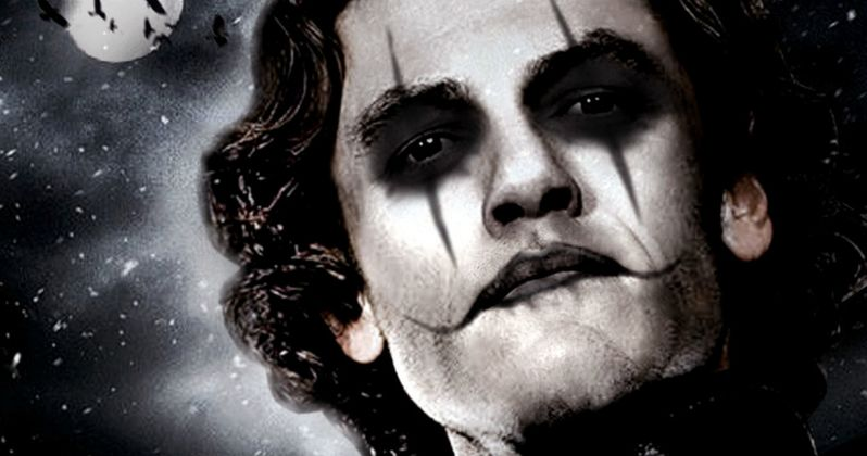 The Crow Remake May Lose Luke Evans