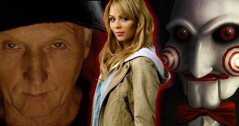 Saw 8 Gets Smallville Star Laura Vandervoort
