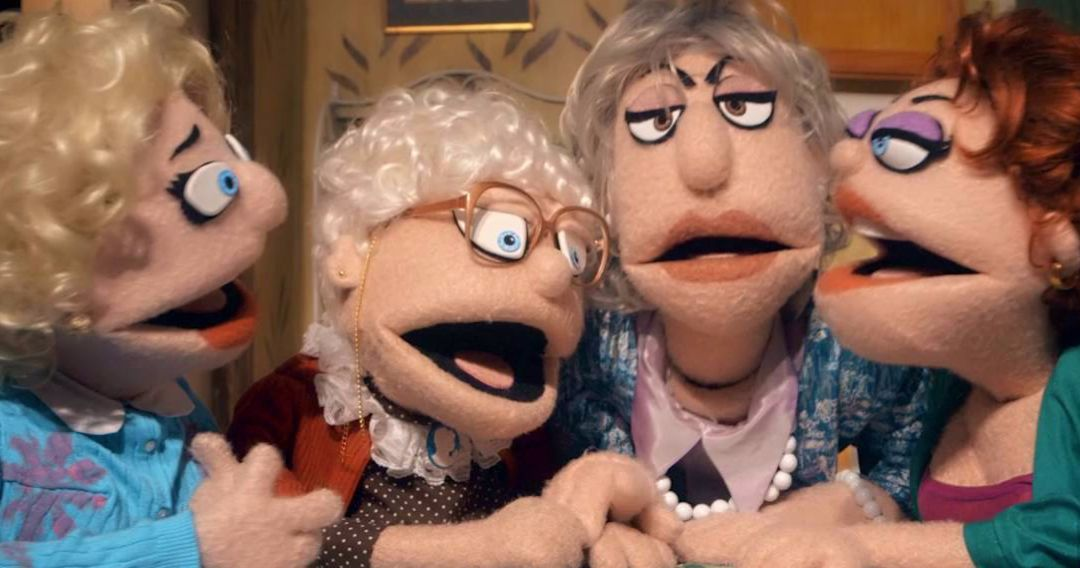 Golden Girls Live Puppet Show Is Going on Tour Throughout the U.S.