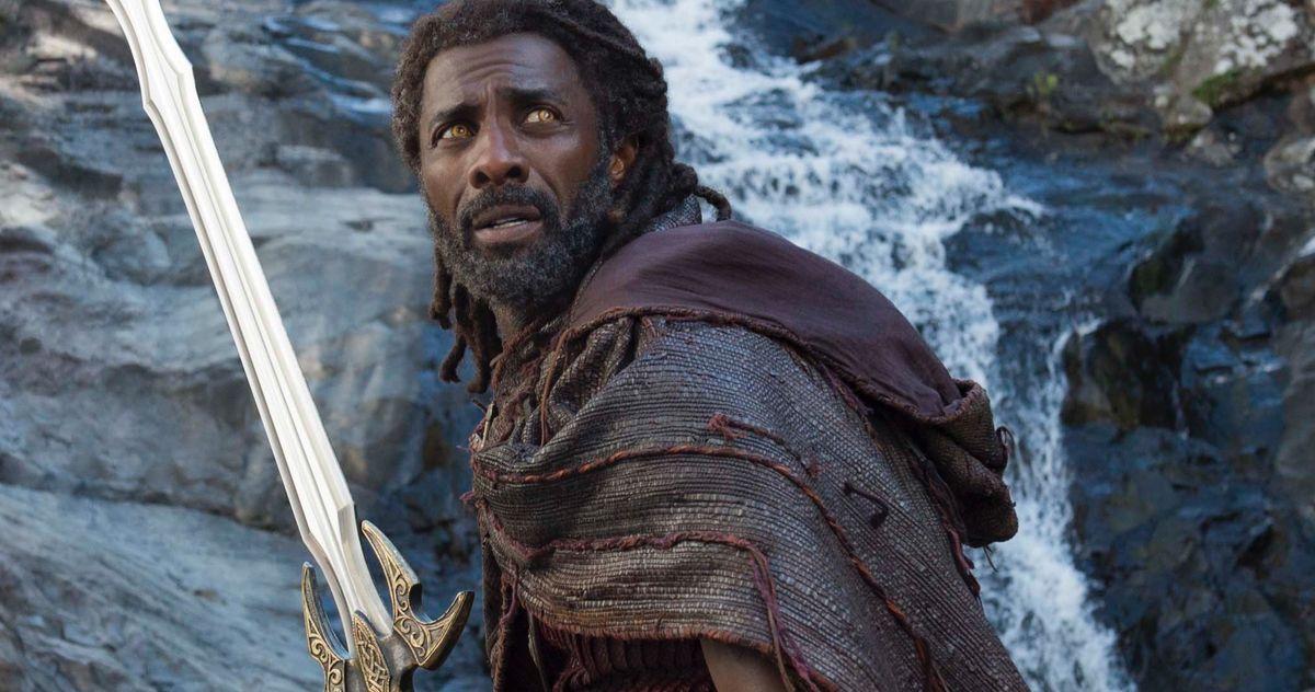 «Тор 4» воскрешает Идриса Эльбу в роли Хеймдалля?