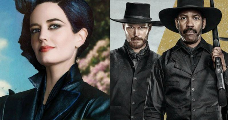 Can Miss Peregrine Beat Magnificent Seven at the Box Office?