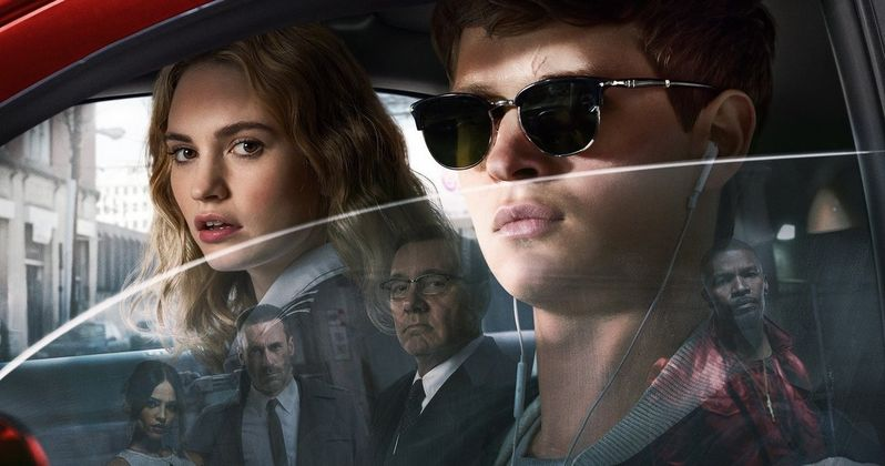 Baby Driver Review #2: A Turbo-Charged Action Classic
