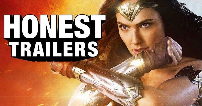 Wonder Woman Honest Trailer Dares to Speak the Truth