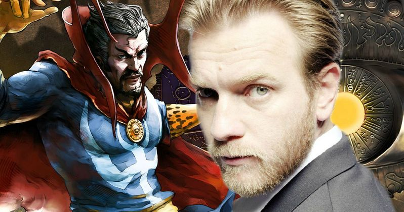 Is Doctor Strange Going After Ewan McGregor?