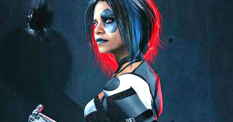 What Zazie Beetz Looks Like as Domino in Deadpool 2