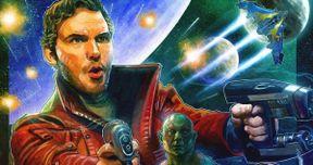 Chris Pratt Confirms Guardians of the Galaxy 3 Shoots in 2019