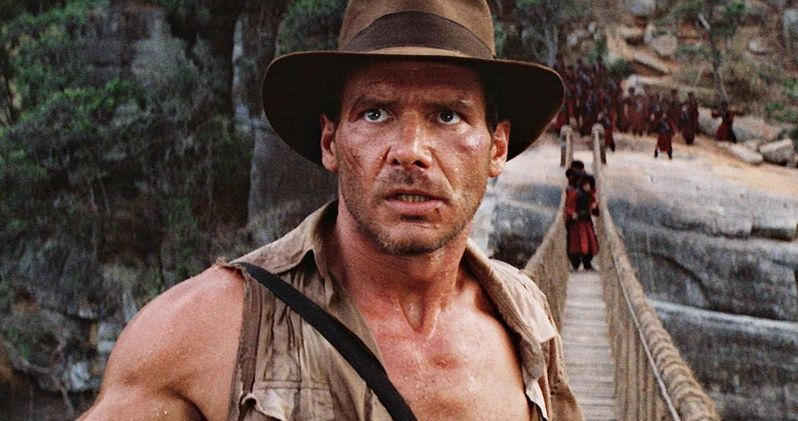 Indiana Jones Voted Greatest Movie Character of All Time