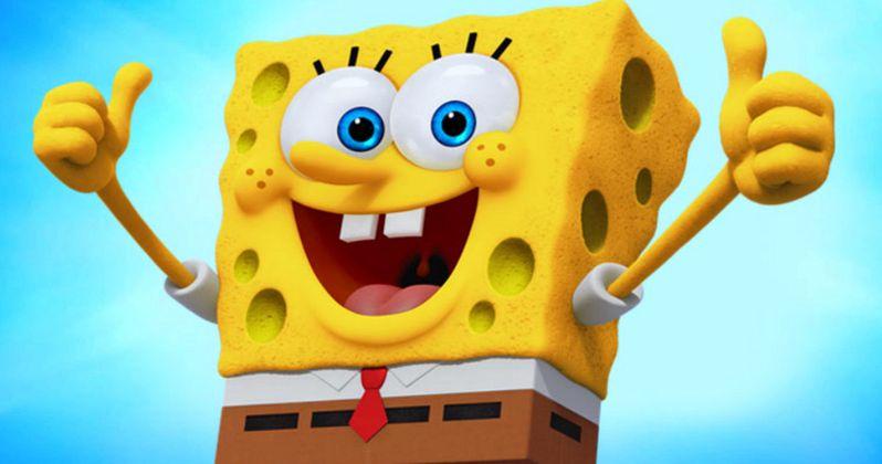 SpongeBob Movie Thank Gosh It's Monday Music Video
