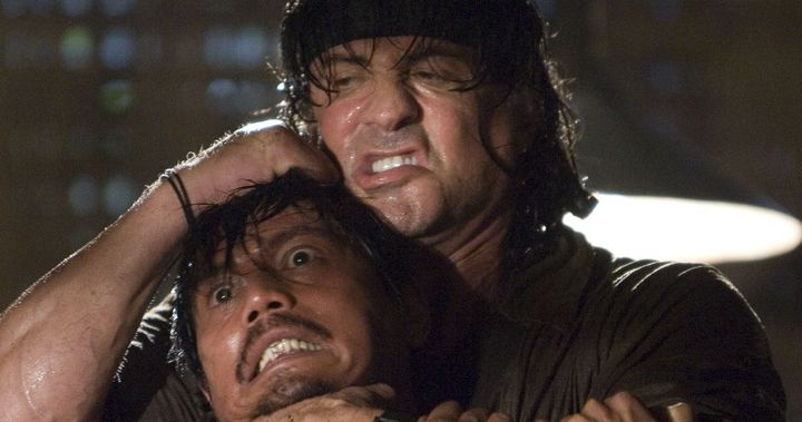 Image result for See Rambo: Last Blood trailer footage description from Cannes